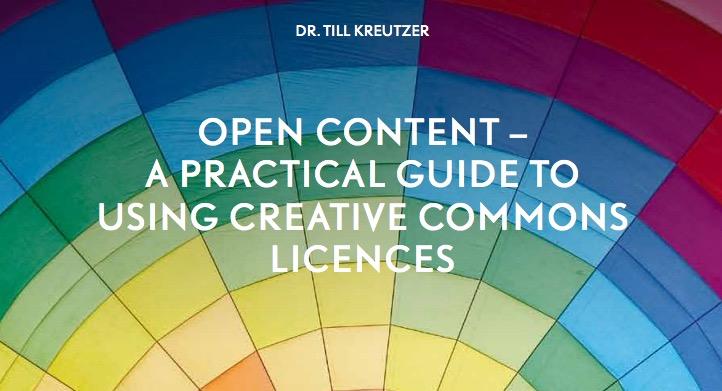 So geht Creative Commons: Überarbeiteter Leitfaden zu den CC-Lizenzen ist erschienen