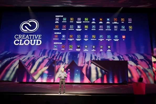 Die Zahl an Apps der Creative Cloud wächst und wächst. (Foto: t3n)