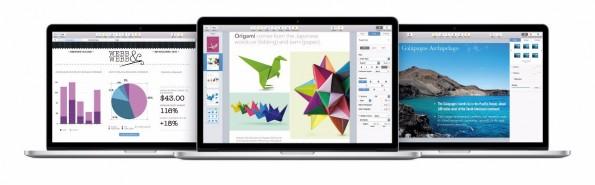 iWork: Apple hat neue Versionen von Keynote, Pages und Numbers veröffentlicht. (Grafik: Apple)