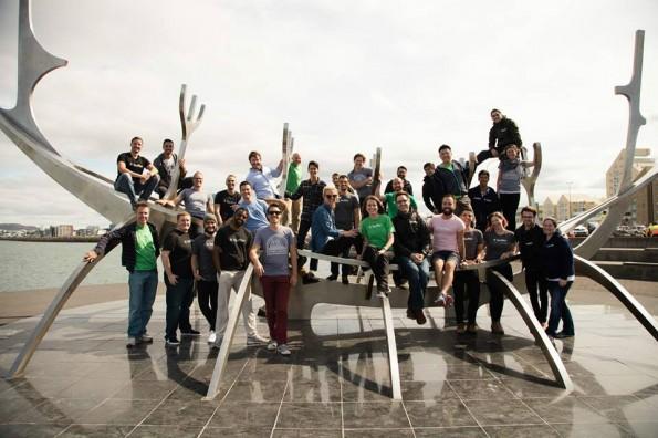 Arbeiten in Freiheit statt in vier eigenen Bürowänden: Das Startup Buffer setzt in Zukunft zu 100 Prozent auf dezentrales Arbeiten. (Foto: Buffer/Facebook)