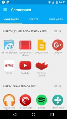 chromecast-app-android-highlights