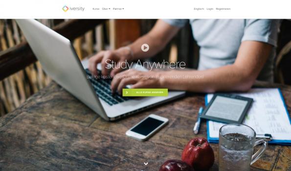 E-Learning-Plattformen mit Online-Kursen liegen im Trend. (Screenshot: t3n)