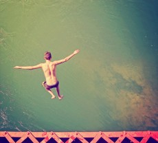 Kalkuliertes Risiko. (Foto: Shutterstock.com)