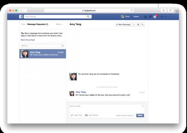 facebook messenger sonstiges ordner 2