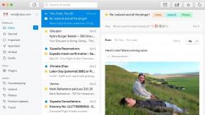 Open-Source-Mail-Client in schick: Das kann der erweiterbare Nylas N1