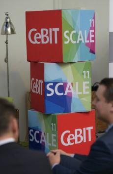 SCALE211: Die Plattform für digitale Startups auf der CeBIT (Foto: Deutsche Messe AG).