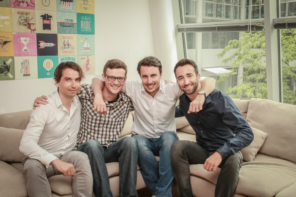 Das Gründerteam von Vitafy. (Foto: Presse)