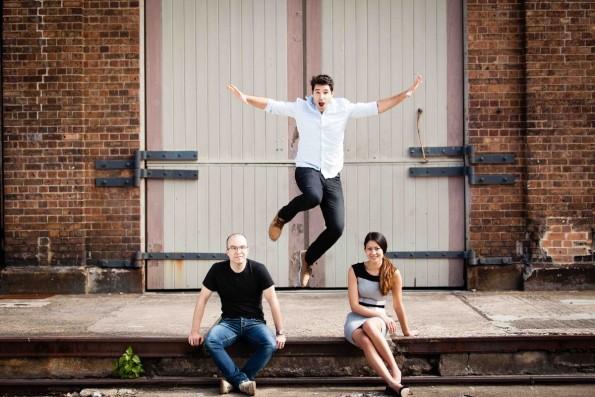 Startup-News: Das Team hinter der australischen Design-Software Canva kann sich über prominente Investoren freuen. (Foto: Canva)