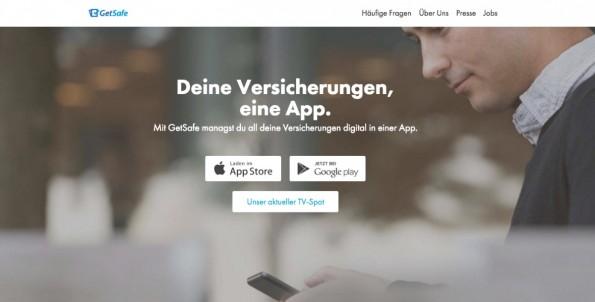 Neuer FinTech-Liebling: Das Startup GetSafe aus Heidelberg.