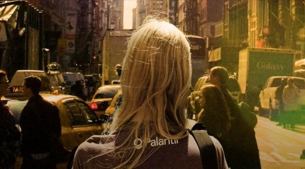 Startup-News:  Palantir hat sich 100 Millionen US-Dollar gesichert. (Screenshot: palantir.com)