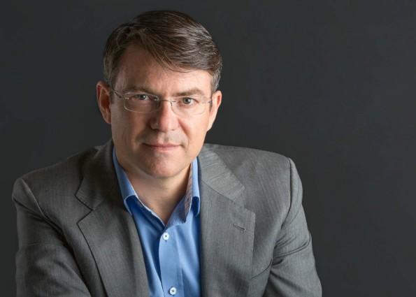 Startup-News: Der Symphony-CEO David Gurle bekommt 100 Millionen von Google und Co. (Foto: Symphony)