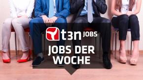 48 neue Stellen bei HOTEL DE, Deutsche Telekom, Lovoo, mediaman, Avira, Ab-in-den-Urlaub, t3n und vielen mehr