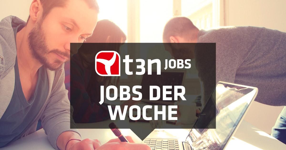 Hervorragende Karriereaussichten für Entwickler und Designer! 35 neue Stellen bei Strichpunkt, Daimler, Telekom und vielen mehr