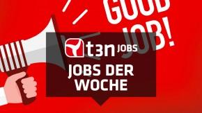 Stuttgart, München, Berlin, Hamburg oder Köln! 31 freie Stellen für Entwickler und Designer