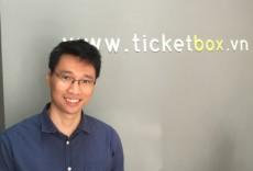 Mike Tran, Gründer und CEO von Ticketbox.vn