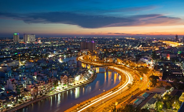 Ho-Chi-Minh-City – das neue Silicon Valley Asiens? (Foto: Shutterstock)