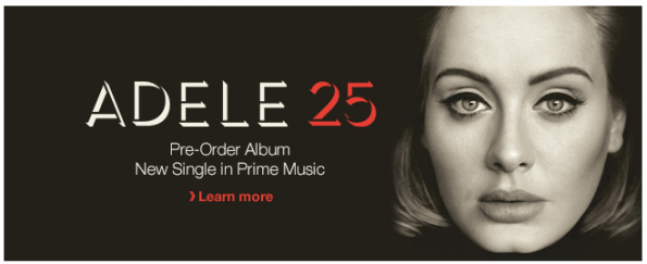 (Screenshot: Amazon Prime Music)