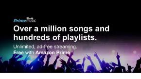 Amazon startet Musikflatrate Prime Music in Deutschland