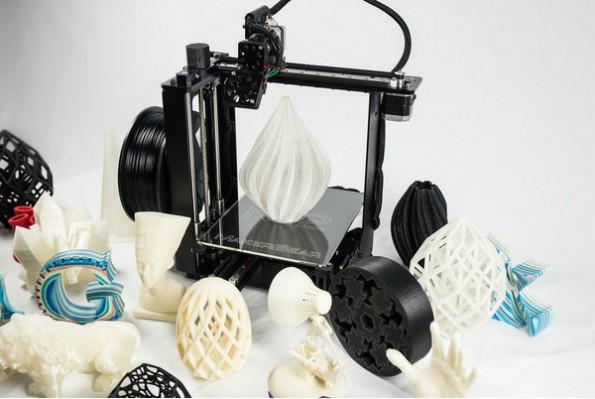 3D-Hubs-Guide: Der Makergear M2 ist der bestbewertete 3D-Drucker für Enthusiasten. (Foto: Makergear)