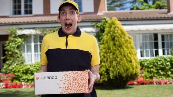 Zalando steigert seinen Umsatz erneut deutlich. (Screenshot: Zalando)