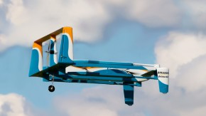 Amazon Prime Air: Neue Drohnen-Generation vorgestellt