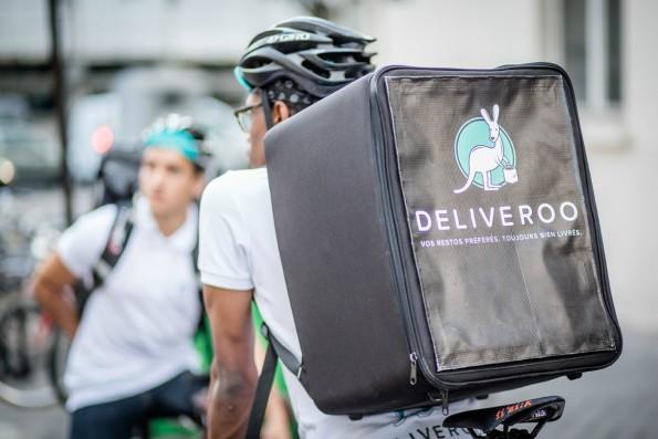 100 frische Millionen für Deliveroo aus London. (Foto: Deliveroo)