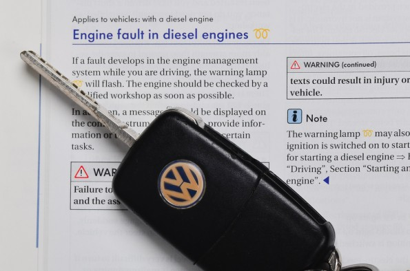 Mit dem Dieselgate hat VW der Branche einen Bärendienst erwiesen. (Foto: SGM / Shutterstock.com)