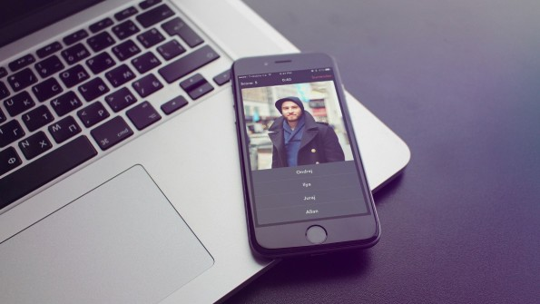 Dank FaceMatch lernt ihr schneller die Namen eurer Kollegen. (Foto: FaceMatch)