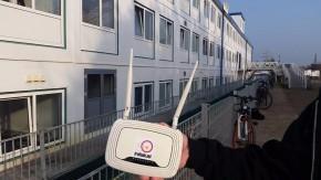 Freifunk für Flüchtlinge: TP-Link spendet über 1.000 WLAN-Router