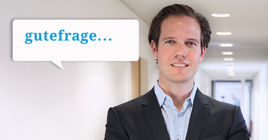 gutefrage.net-Geschäftsführer Markus Pöhlmann.