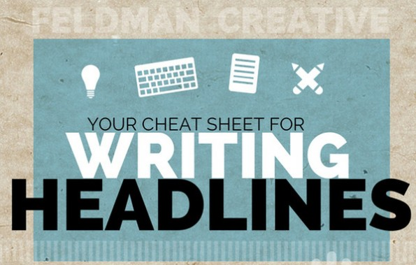 Infografik: Neun Tipps für eine bessere Überschrift. (Grafik: Barry Feldman)