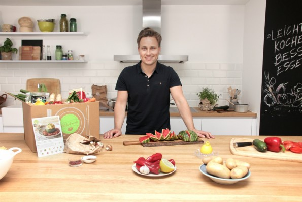 HelloFresh-CEO Dominik Richter. (Foto: HelloFresh)