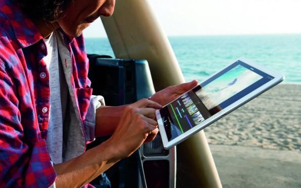 Ein iPad Pro mit einer Bilddiagonale von 9,7-Zoll soll auch auf dem März-Event vorgestellt werden. (Foto: Apple)