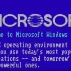 microsoft windows 1 0 1
