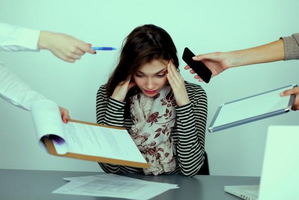 Stress im Job bewältigen. (Bild: Shutterstock-Sheff)