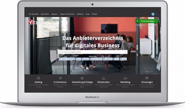 t3n Firmen ist das größte Anbieterverzeichnis der Digitalbranche.