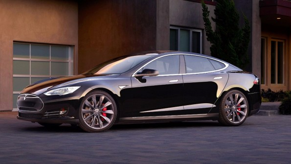 Tesla-Fahrzeuge werden immer beliebter. (Foto: Tesla)
