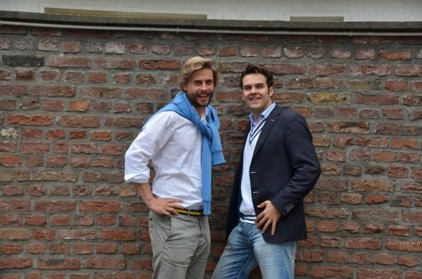 Christian Schwarzkopf und Tim Lagerpusch. (Foto: SugarTrends)
