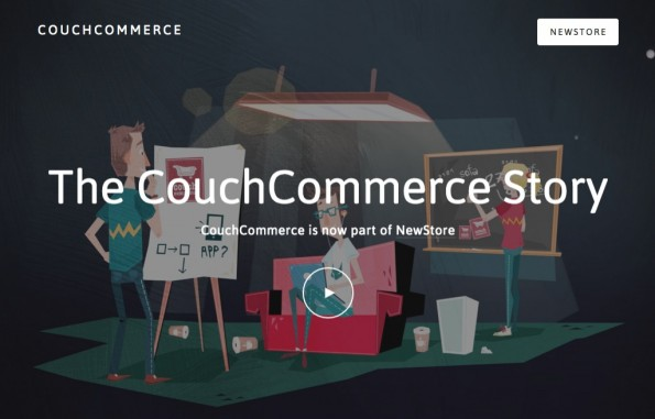 (Screenshot: CouchCommerce)
