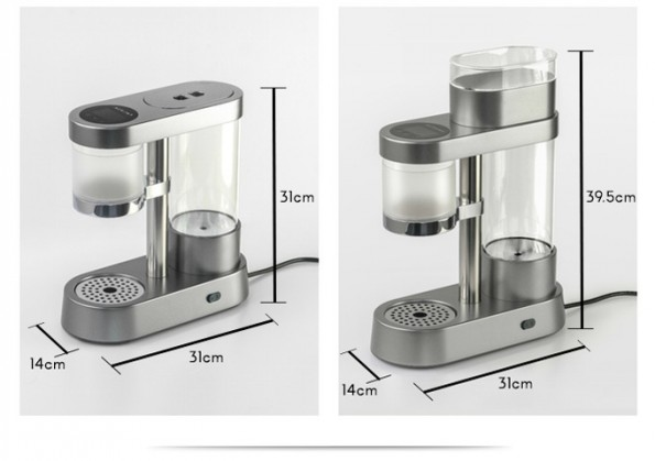 smarte kaffeemaschine mit auroma macht ihr per app den perfekten kaffee t3n. Black Bedroom Furniture Sets. Home Design Ideas