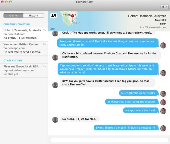 eins live chat