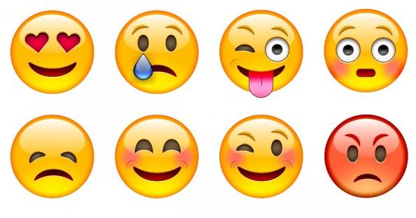 Emoji sind aus unserem Alltag nicht mehr wegzudenken. (Grafik: Shutterstock)
