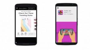 Testen, statt installieren: Google stellt neue Werbe-Formate fürs App-Streaming vor