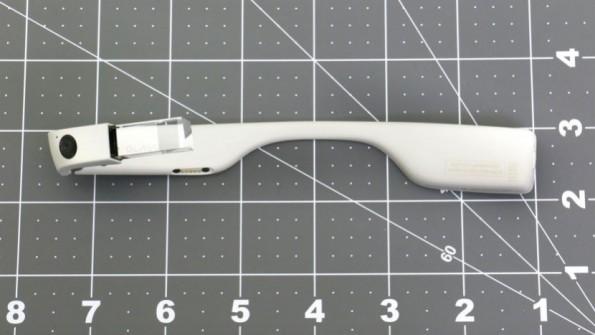Google hat tatsächlich eine neue Version der Glass entwickelt. (Bild: FCC)