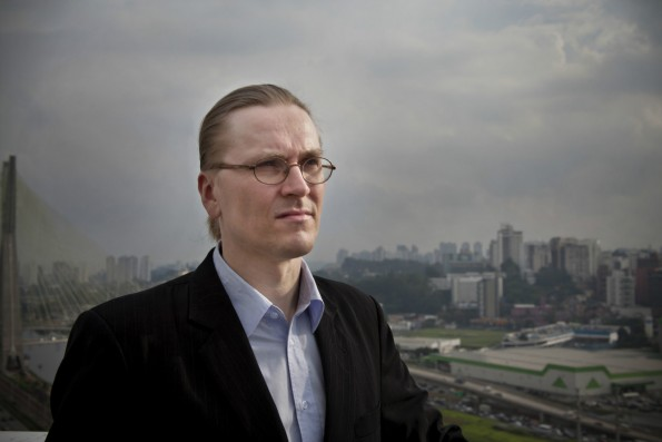 Mikko Hyppönen ist Chief Research Officer beim F-Secure. (Bild: F-Secure)
