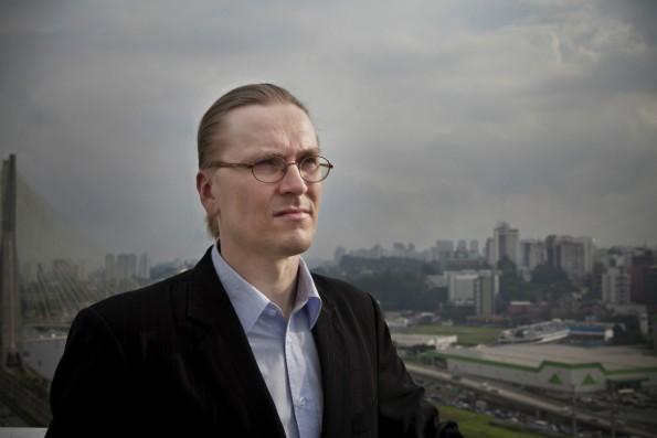 Mikko Hyppönen ist Chief Research Officer beim F-Secure. (Bild: F-Secure)