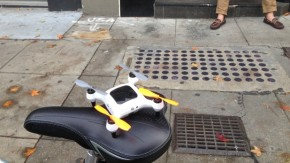 Treue Seele: Bezahlbare Mini-Drohne folgt euch überall hin