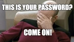 Ihr erratet nie, was das beliebteste Passwort der Welt ist – naja vielleicht doch!