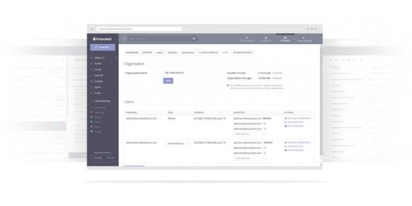 ProtonMail 3.0 soll sichere und einfache E-Mail-Kommunikation bieten. (Screenshot: Proton Technologies)