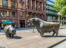 Ein eigenes Segment erhalten Startups an der Frankfurter Börse vorerst nicht. (Foto: Jorg Hackemann / Shutterstock.com)